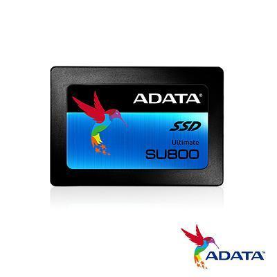 威剛 SU800 512G 3D NAND技術